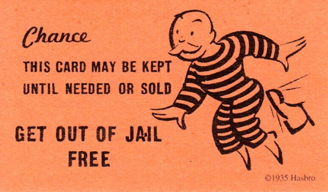 Get ouf o jail free