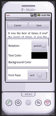 jetcet pdf android