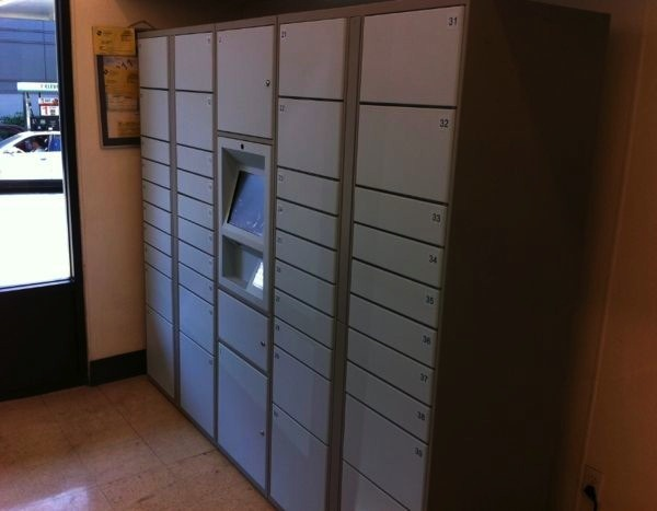amazon delivery lockers