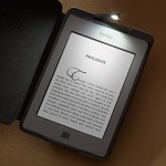 Kindletouch lighted cvr