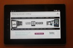 Kobo vox goodereader