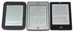 Kindle touch rivals