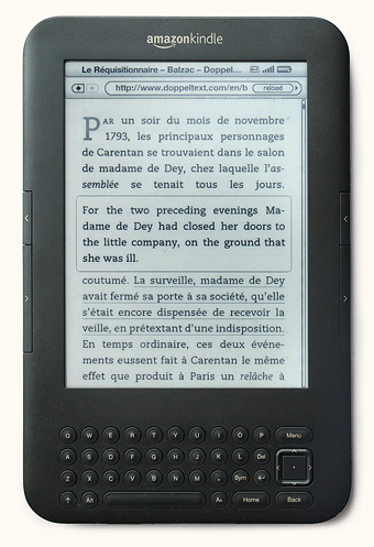 Mobile kindle