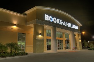 Books-A-Million in old Borders store, Wilmington Delaware