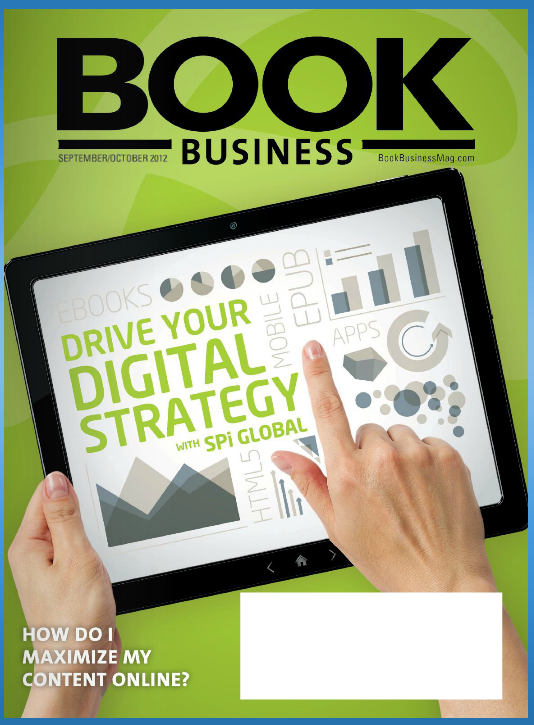 Book Business Magazine, September-October 2012 issue