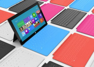 Microsoft Surface Tablet price