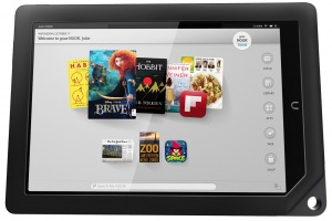 Barnes & Noble Nook HD Plus tablet