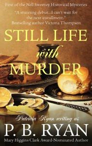 Still Life with Murder by Patricia Ryan, writing as P.B. Ryan