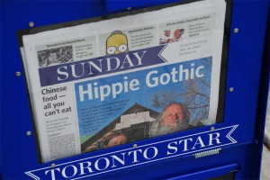 The Toronto Star, a Canadian daily newspaper 