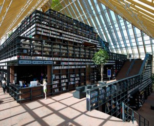 Book Mountain Netherlands