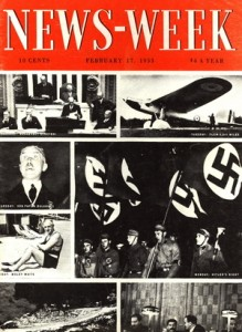 The premiere issue of News-Week