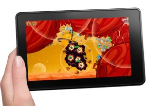 Amazon Kindle Fire tablet, Black Friday