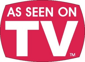 As Seen On TV logo