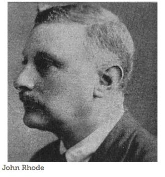 John Rhode, aka Miles Burton