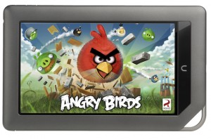 Barnes &amp; Noble Nook Color Angry Birds