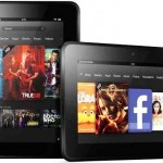 Amazon Kindle Fire, Kindle Fire HD, tablets