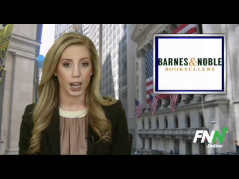 New York Stock Exchange Barnes & Noble NOOK Media division Pearson