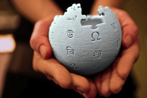 Wikipedia in ya hand