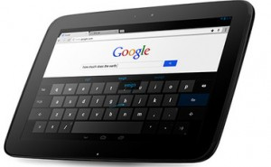 Google Nexus 10 