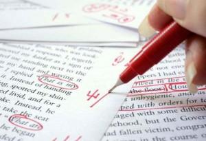 pro proofreading