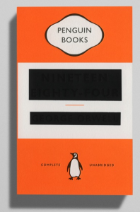 1984 George Orwell Penguin Books