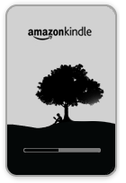 Amazon Kindle start-up page