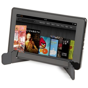 AmazonBasics Mini Travel Stand for Tablets and e-Readers