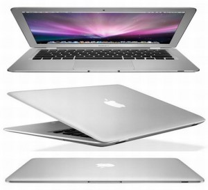 3 Apple MacBooks