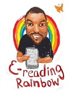 Levar Burton E-Reading Rainbow