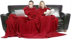 The Siamese Slanket