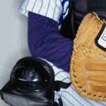 Sending pitch signals to your catcher in total secrecy is easy with Lenart Studios' baseball glove with integrated E Ink segmented display.