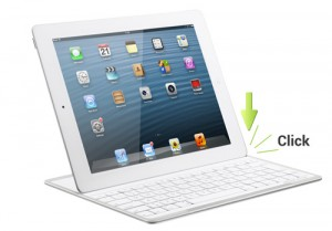 Archos Ultrathin Keyboard for iPad 