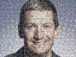 Tim Cook mosaic