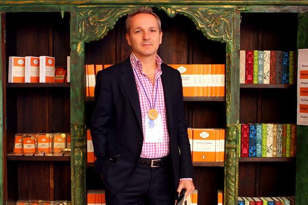 Andrew Phillips, president and chief executive officer of Penguin Books India