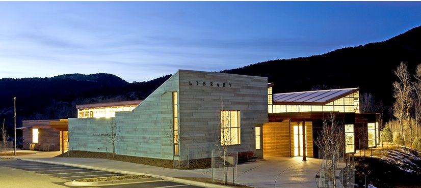 The Basalt Regional Library