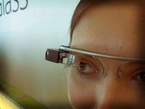 Google Glass (detail); Photo: Wikiepedia