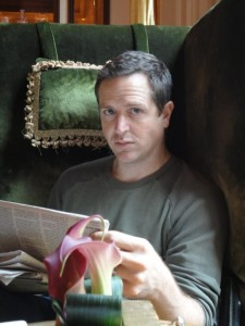 author Hugh Howey