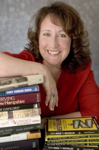 Author Marketing Experts founder Penny Sansevieri