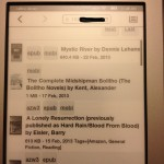 Content Server on Kindle