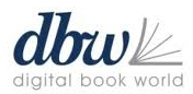 Digital Book World logo DBW logo