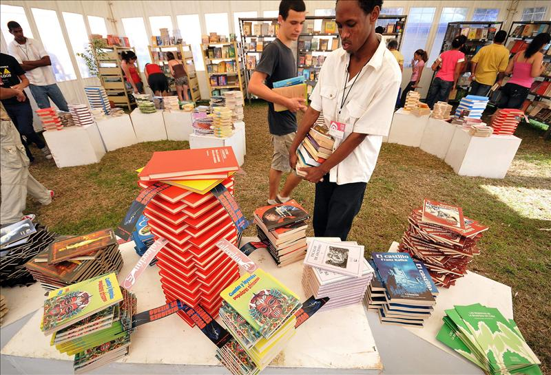 International Book Fair Cuba Havana