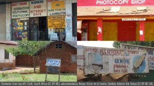 copyshops in Sub-Saharan Africa