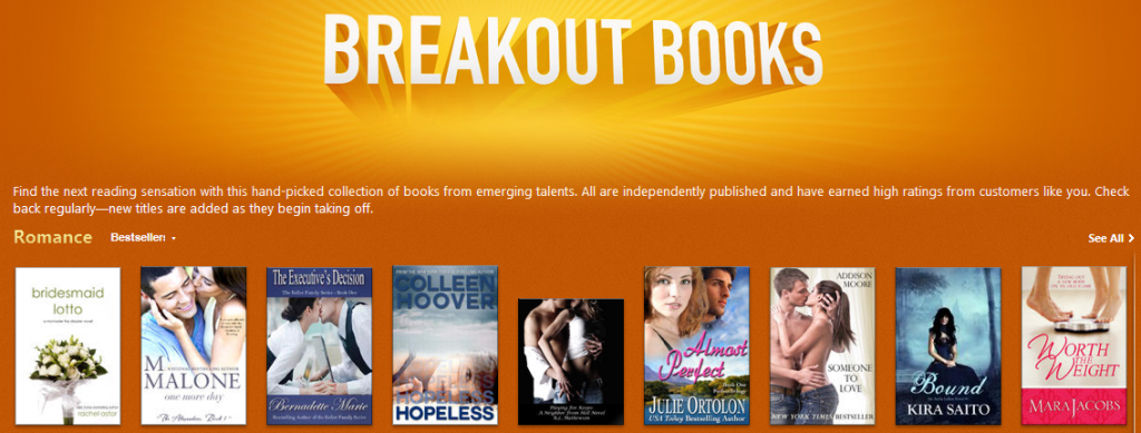 Breakout Books Apple App Store