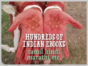 Hundreds of Indian E-Books