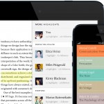 Readmill is a unique ebook reader for iPad and iPhone that lets you read, share and discover great books.