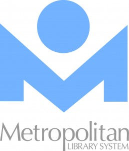Metropolitan Library System logo
