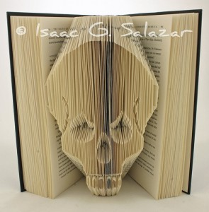 Book art by Isaac G. Salazaar