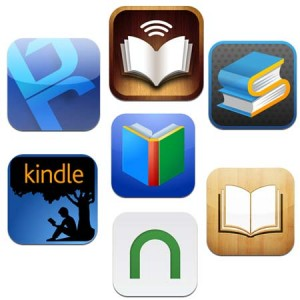 e-reading apps