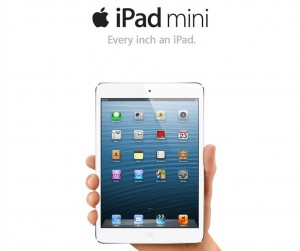 iPad Mini refurbs