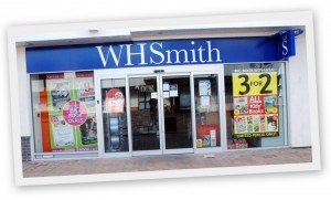 WH Smith DRM